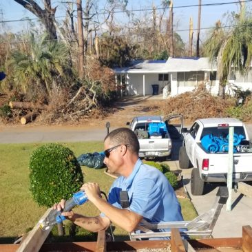 Hurricane Michael Update from OneRestore Onsite in Panama City